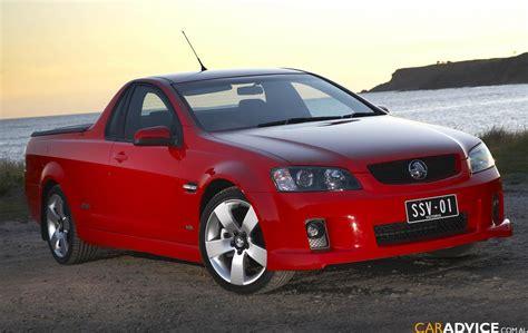 2007 Holden Ve Ss-v Ute Review