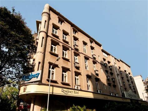 residency hotel fort  mumbai room deals  reviews