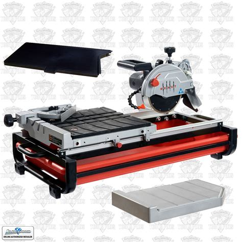 tile saw water lackmond beast7 7 quot beast bench top tile saw w side