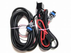 Mustang Pony Package Fog Light Wiring Harness 2005