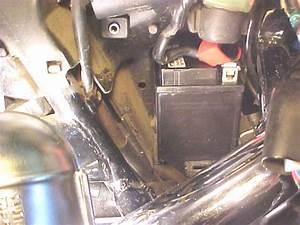 Tom U0026 39 S Honda Shadow Vlx Battery