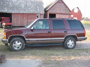 1998 Chevrolet Tahoe - Pictures