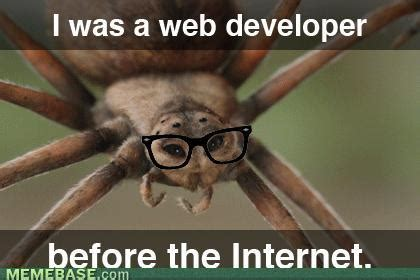 Funny Spider Meme - hipster spider you are not welcome here pest control memes