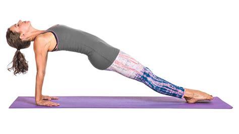 Tabletop Yoga Pose Sanskrit by Reverse Table Top Pose Yoga Ardha Purvottanasana Gaia