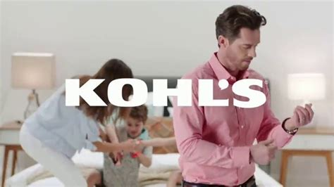 kohls tv commercial minute gifts dad ispottv