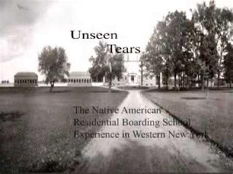 unseen tears  native american boarding school
