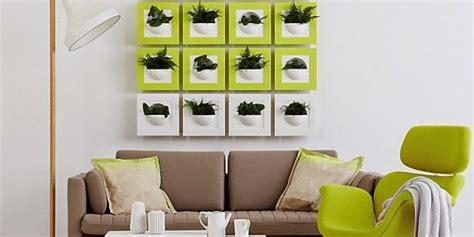 Frische Wanddekoration Mit Pflanzengreen Wall Plant Decor 2 by Frische Wanddekoration Mit Pflanzen Freshouse