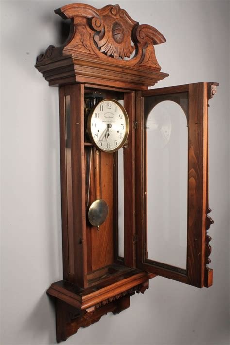 lot  westminster chime wall clock
