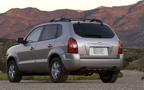 Hyundai Tucson Specs & Photos