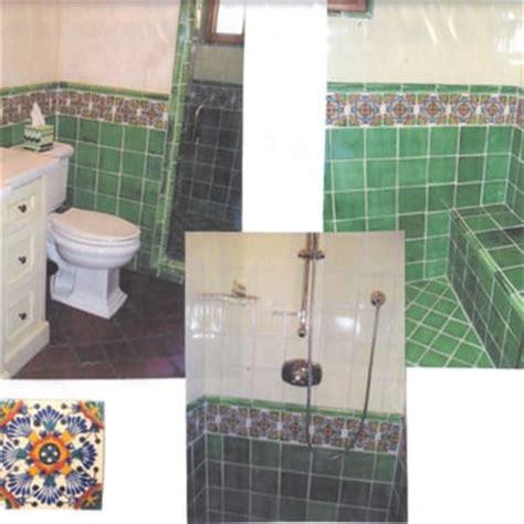 gon z decorations mexican tiles saltillo pavers 70