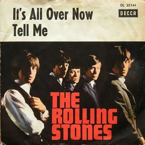 Album Tell Me De The Rolling Stones Sur Cdandlp