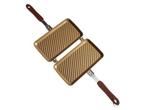 red copper flipwich duo sandwhich maker