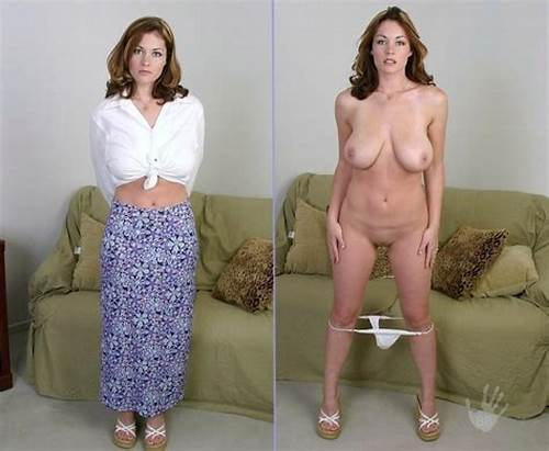 Youthful Lady Ultimate Tease Before Porn #Big #Tits #Dressed #Undressed