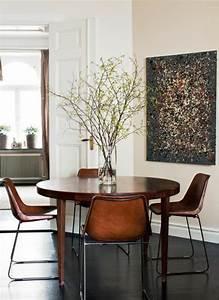 quels meubles de salle a manger pour personnaliser son With meuble salle À manger avec chaise salle a manger marron
