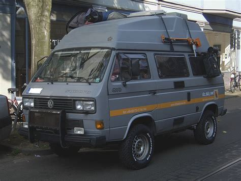 Volkswagen Caravelle Modification by Volkswagen Caravelle Syncro Best Photos And Information