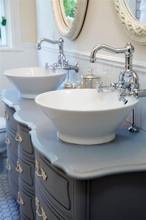 Bathroom Sinks And Faucets Ideas by Bathroom Luxurious Bathroom Design With Vessel Sink And