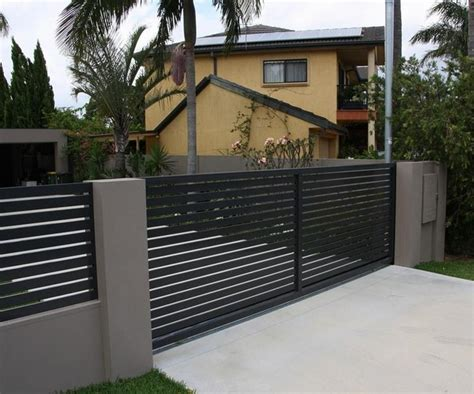 totally cool home fence design ideas page