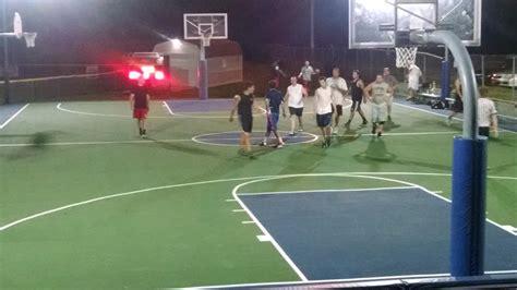 outdoor basketball court lighting best method for outdoor basketball court lighting