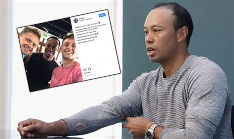 Tiger Woods back in training: Golf star spotted in gym ...