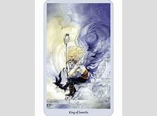 Shadowscapes Tarot The Fools Dog
