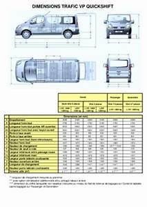 Dimension Renault Trafic 9 Places : trafic l2h1 notice manuel d 39 utilisation ~ Maxctalentgroup.com Avis de Voitures