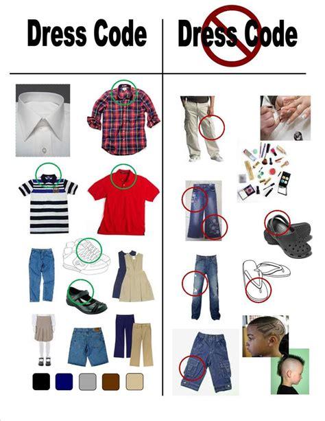 Elementary Dress Code by Dress Code Bush Elementary