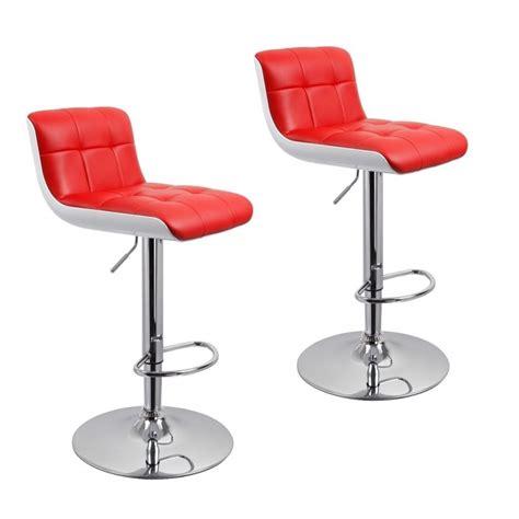 chaise de bar reglable davaus chaise cuisine reglable en hauteur avec des