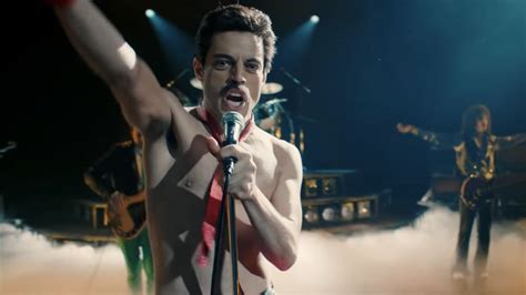 The New Trailer For The Queen Biopic Bohemian Rhapsody