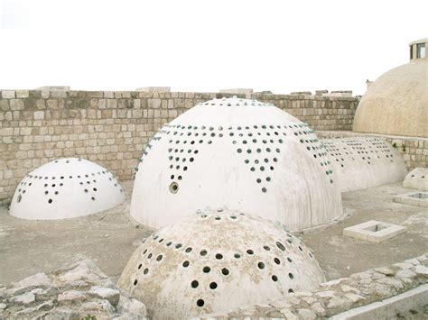 Sergej Marsnjak - Syria - Aleppo - Citadel - Hamam roof