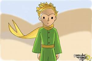 How to Draw The Little Prince | DrawingNow