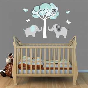 interior creative baby nursery room decoration using With what kind of paint to use on kitchen cabinets for baby calendar with stickers
