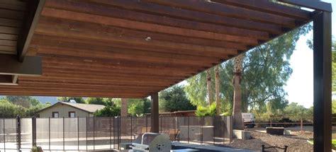 shade structures scottsdale patio design desert