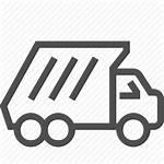 Icon Landfill Waste Dump Garbage Truck Service