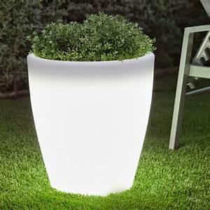 Pot Jardin Pas Cher : d co jardin pot lumineux ~ Preciouscoupons.com Idées de Décoration
