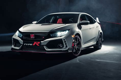 Honda Civic Type R Picture by New Honda Civic Type R Revealed In Pictures By Car Magazine