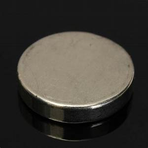 25mm x 5mm N42 Super Strong Disc Neodymium Magnets Nickel ...