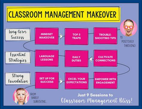 classroom management makeover teacher trap