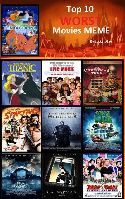 top   favorite movies meme  nikolas