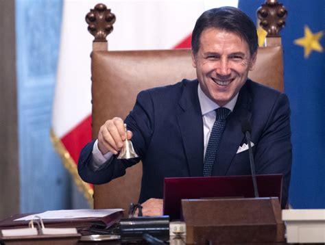 come si chiama il presidente consiglio dei ministri l alba governo conte bis tra giuramento e primo cdm