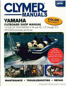 2004 Yamaha 150 Outboard Wiring Diagram