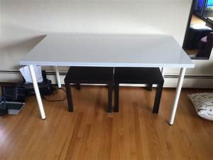 Ikea Tischplatte Linnmon : like new ikea linnmon desk victoria city victoria ~ Eleganceandgraceweddings.com Haus und Dekorationen