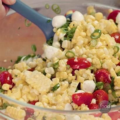 Salad Tomato Recipes Recipe Grape Corn Pasta