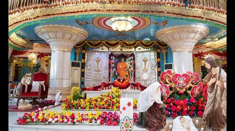 christmas eve celebrations  prasanthi nilayam  dec