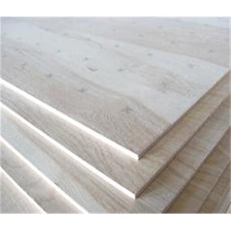 CDX Plywood: Using CDX Subfloor for Laminate Flooring