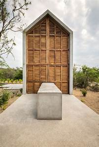 Decor Inspiration  Concrete Tiny House In Mexico