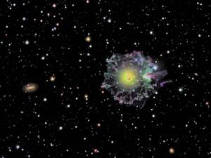 NGC 6543; Cat's Eye Nebula
