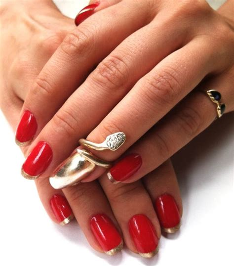 gold nail designs 6 best gold nail designs styles at
