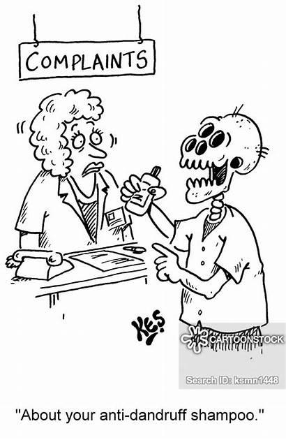 Adverse Effects Hair Cartoon Washing Funny Cartoons