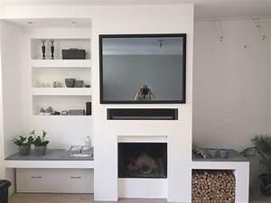 Spiegel Tv Pinneberg : spiegel tv boven haard mirror tv above fireplace huis pinterest tv above fireplace tvs ~ Orissabook.com Haus und Dekorationen