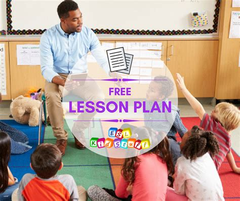 clothes lesson plan
